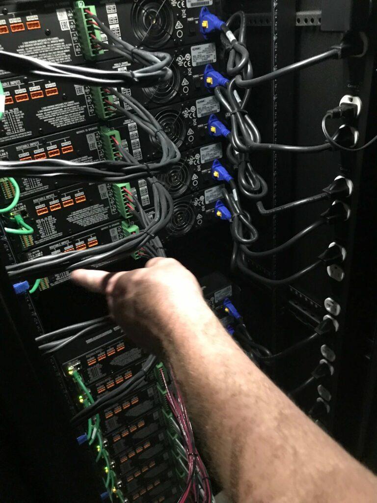 Rack Integration